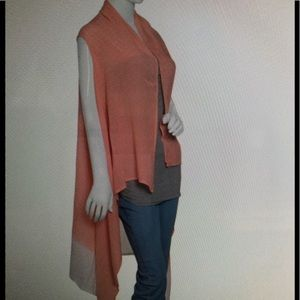 BLUSH SHRUG FROM DYE COLLECTION